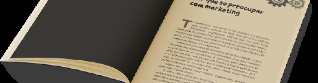 Livro Aberto de Marketing para Autores