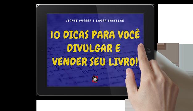 ebook 10 dicas para divulgar e vender seu livro